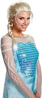 Disguise Women's Elsa Adult Costume Wig