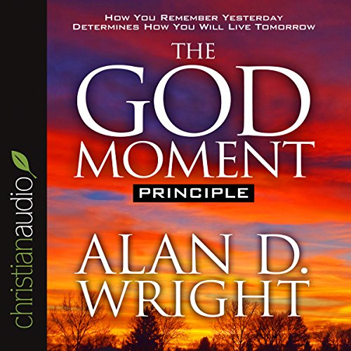 The God Moment Principle audiobook cover art