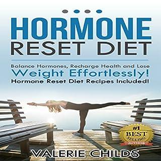 Hormone Reset Diet audiobook cover art