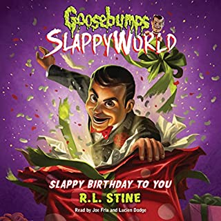Slappy Birthday to You audiobook cover art