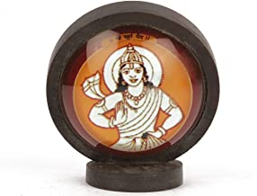 Surya Wooden Desktop Yantra / Lord Sun Navgraha Planetary Yantra Blessed and Energized