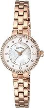 [エンジェルハート] 腕時計 Twinkle Heart ホワイト文字盤 スワロフスキークリスタル ソーラー電池 TH24PGZ レディース ピンクゴールド