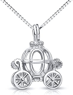 Best cinderella pumpkin carriage necklace Reviews