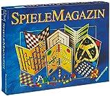 Ravensburger 26301 - Spiele Magazin, Spielesammlung mit vielen Möglichkeiten für 2-4 Spieler, Gesellschaftsspiel ab 6 Jahren, die besten Familienspiele