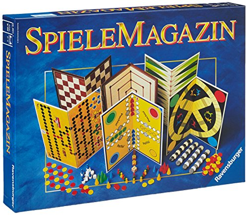 Ravensburger 263011 - Juego de tablero (Party board game, Niños y adultos, Niño/niña, 6 año(s), 99 año(s), 370 mm)