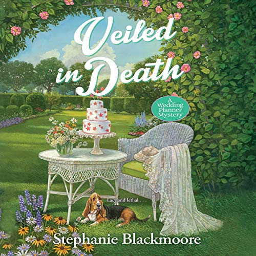 Veiled in Death: A Wedding Planner Mystery, Book 6