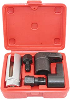 Oxygen Sensor Socket A7841F-FBA Offset Wrench Remover Tool and Thread Chaser Set 5 PCS set