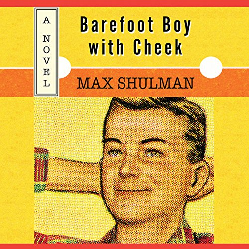 Barefoot Boy with Cheek audiobook cover art