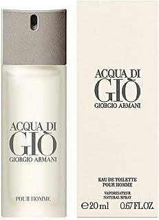 Best Giorgio Armani Acqua Di Gio For Men Eau De Toilette spray, 0.5 Ounce Review