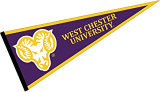 College Flags and Banners Co. West Chester Golden Rams Pennant