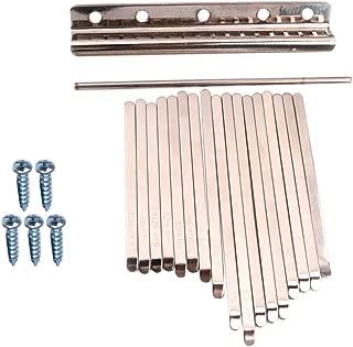 Cobre Plateado IPOTCH Silenciador de Viol/ín 3//4 4//4 de Metal cobre Resistente y Duradero Sordina de Violinista Accesorio de Instrumento de Cuerda como se describe