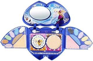 Disney Children's Cosmetics Suit Toy - Frozen Series Princess Cosmetic Case, Queen Elsa and Princess