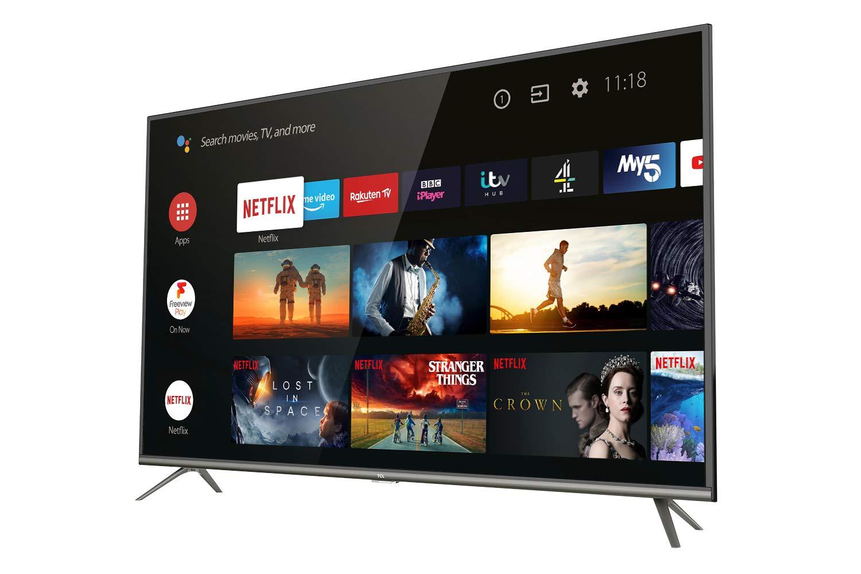 TCL 55EP640 Televisor 139 cm (55 Pulgadas) Smart TV con Resolución ...