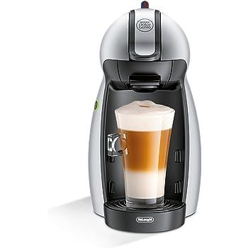 Dolce Gusto Piccolo EDG201.S - Cafetera de cápsulas, 15 bares de presión, color plateado: Amazon.es: Hogar