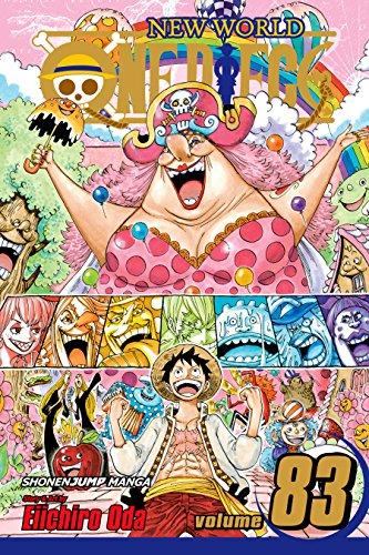 One Piece, Vol. 83: Emperor of the Sea, Charlotte Linlin (English Edition)