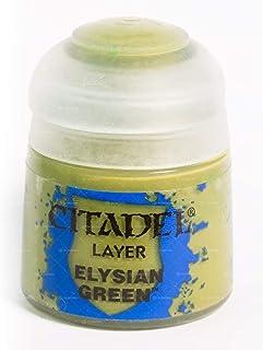 Citadel Layer 1: Elysian Green
