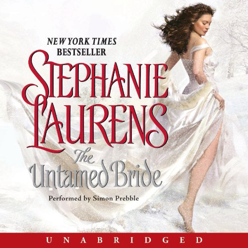 The Untamed Bride audiobook cover art