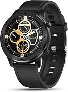 Smart Watch for Android and iOS Phone IP68 Waterproof, Activity Tracker Smartwatch with Sleep Monitor All-Day Heart Rate W...