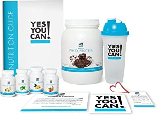 Food Lover Transform Weight Loss Kit (Food Lover 30 Servings, Choco-Brownie)