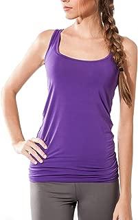 Maya Top, Eco-Friendly and Soft. Sleeveless. Yoga Tank Top.