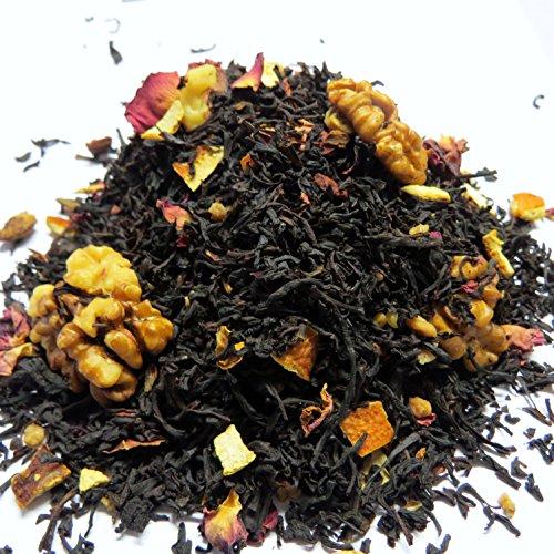100g Schwarzer Tee - Winterliche Walnuss -