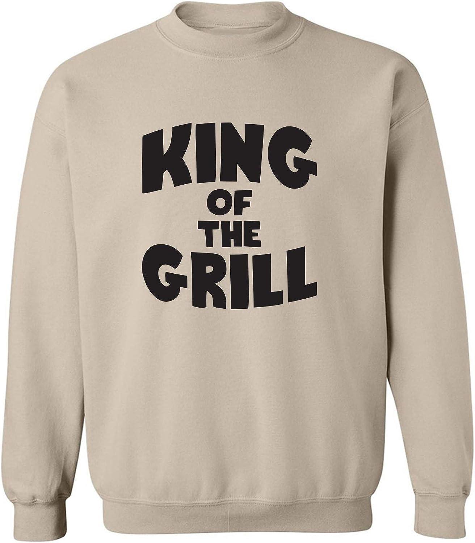 King Of The Grill Crewneck Sweatshirt