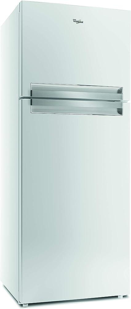 Whirlpool  frigorifero doppia porta, libera installazione, 427 l, a+, total no frost