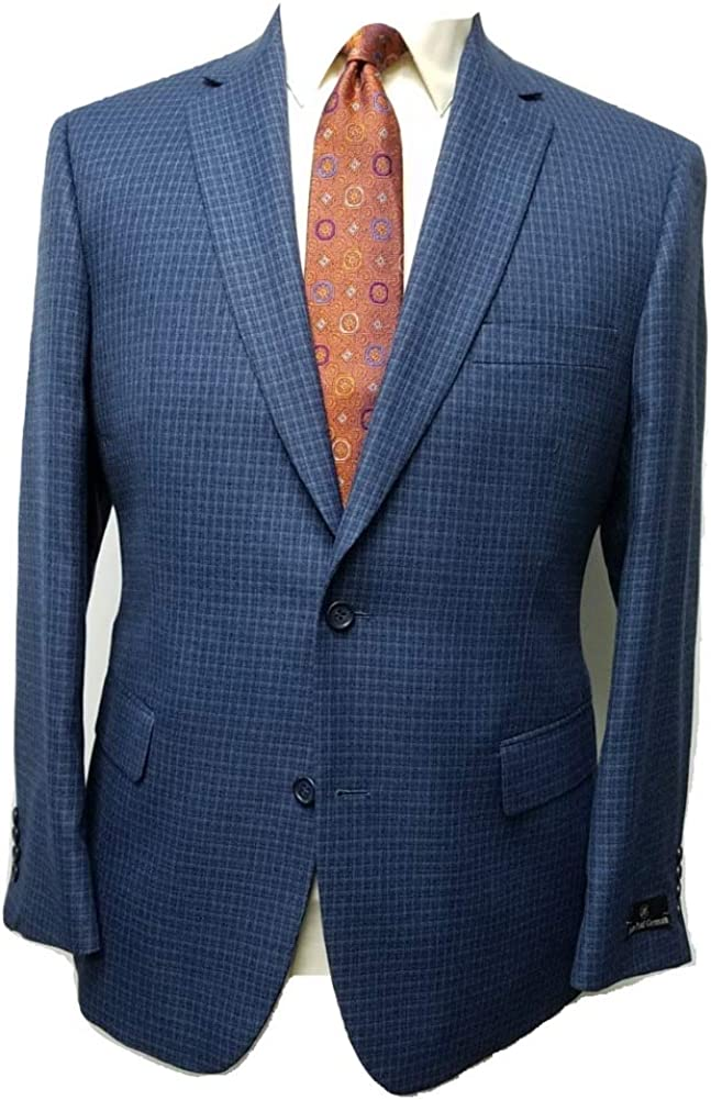 Big and Tall Business and Casual All Season Sport Coats to Size 66 in Portly, Short, Regular, Long, and Extra Long Sizes