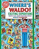 Where's Waldo? Exciting Expeditions: Play! Search! Create Your Own Stories! [Idioma Inglés]...