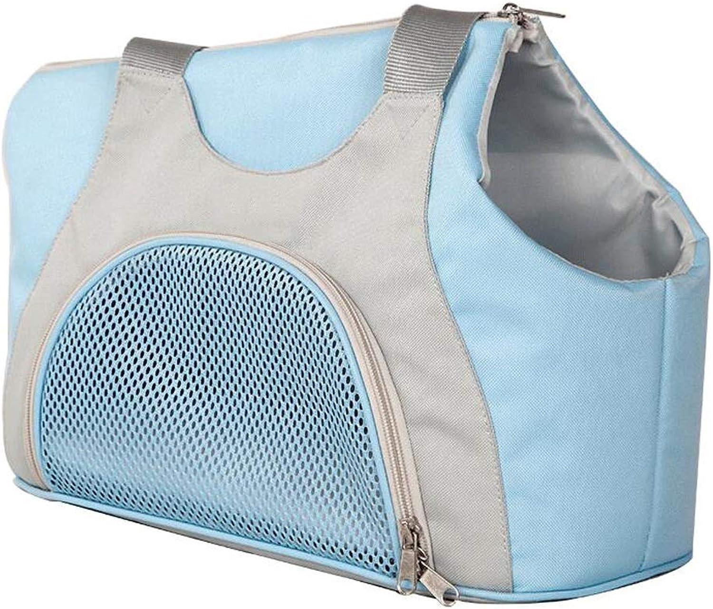 FJH Pet Out Bag Portable Pet Bag Cat Bag Dog Bag Cat Bag Teddy Dog Backpack Pet Bag