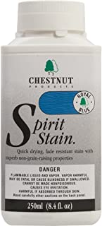 Spirit Stain Rainbow Colors for Wood (Royal Blue)