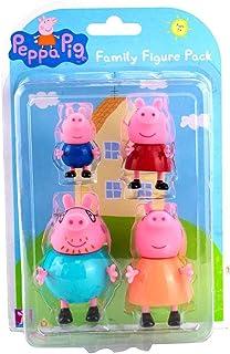 Bonecos Família Pig, Peppa Pig, Sunny