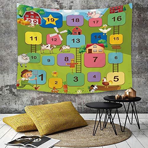 Tapestry,Hippie Tapiz,tapiz de pared con decoración para el hogar,Juego de mesa, Diferentes...