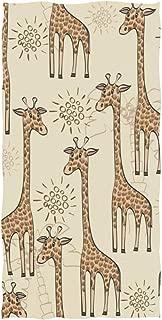 Best giraffe kitchen towels Reviews