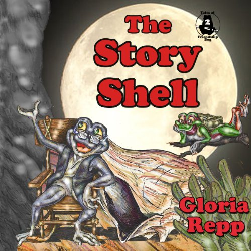 The Story Shell: A Tale of Friendship Bog audiobook cover art