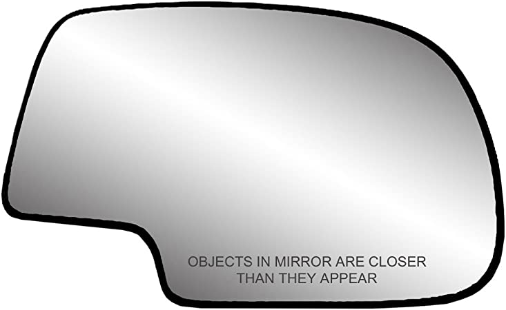 Equal Quality rs02014/Glass Plate Left Rearview Mirror