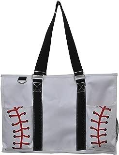 baseball utility tote