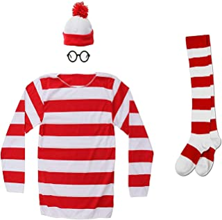 Best where's waldo costume kids Reviews