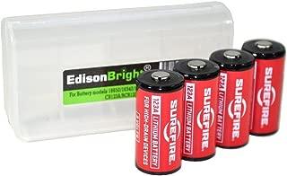 Best surefire sf123a 3 volt batteries Reviews