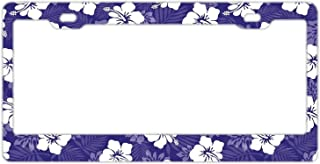 Customized Car License Plate Frame for Women Pretty Cute Auto License Plate Frame Humor