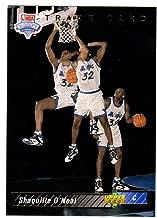 1992-93 Upper Deck Shaquille O Neal #1B NM Near Mint RC Rookie