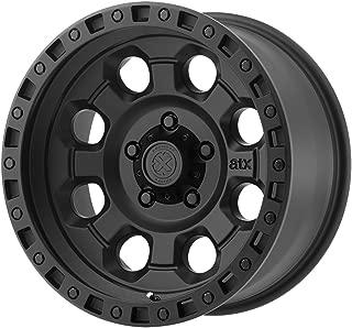 ATX SERIES AX201 Cast Iron Black Wheel Chromium (hexavalent compounds) (16 x 8. inches /6 x 106 mm, 0 mm Offset)