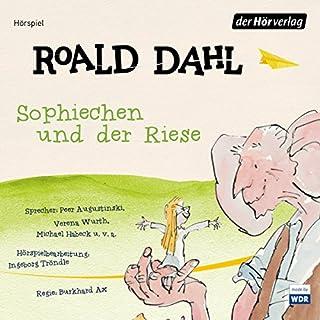 Sophiechen und der Riese                   Autor:                                                                                                                                 Roald Dahl                               Sprecher:                                                                                                                                 Peer Augustinski,                                                                                        Michael Habeck,                                                                                        Verena Wurth                      Spieldauer: 3 Std. und 41 Min.     59 Bewertungen     Gesamt 4,7