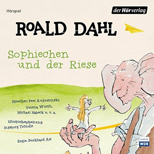 Sophiechen und der Riese Titelbild