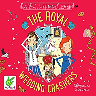 The Royal Wedding Crashers cover art