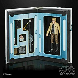 Hasbro Star Wars Black Series Luke Skywalker Strikes Action Figure