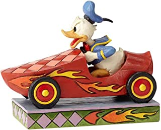 Disney Traditions by Jim Shore Soap Box Derby Donald