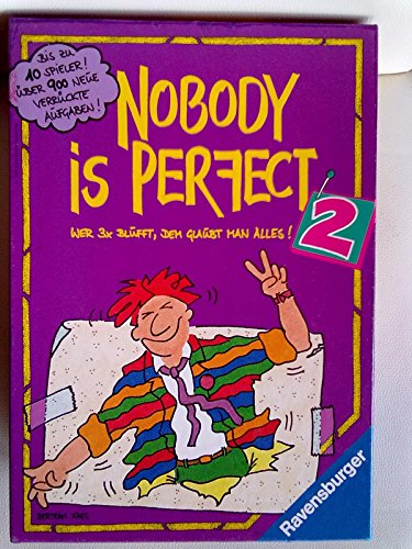 Ravensburger Nobody is Perfect 2