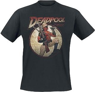 esDeadpool Y HombreRopa Amazon Camisas CamisetasPolos SzqVMUpG