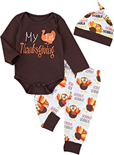 Best thanksgiving onesie boy Reviews